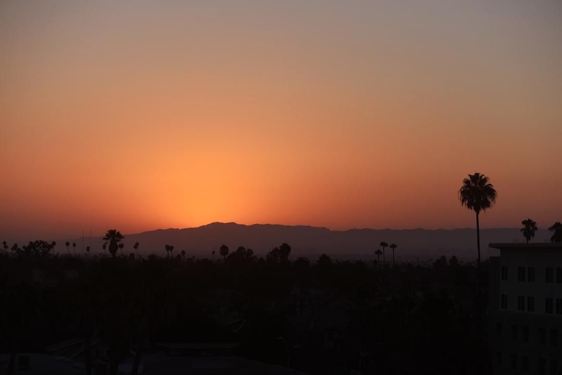As the sun set // copyright Goldenvoice