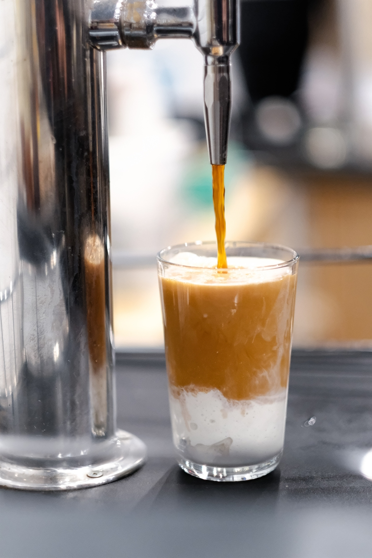 Nitro Cold Brew Float