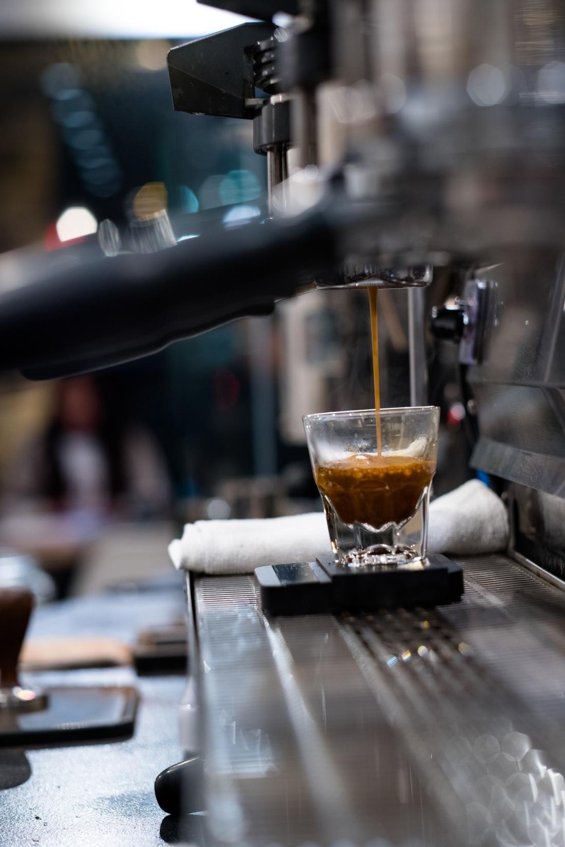 Espresso // All photos by Kenleigh Umali