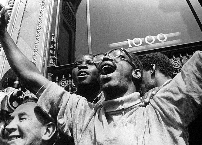 black history civil rights movement