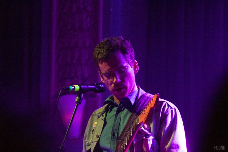 A. Savage of Parquet Courts
